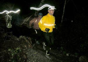 lampe frontale course à pied