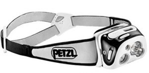 lampe frontale trail petzl